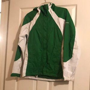 Columbia Water Proof Jacket